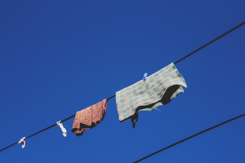 Gratis stockfoto met afdrogen, handdoeken, vod