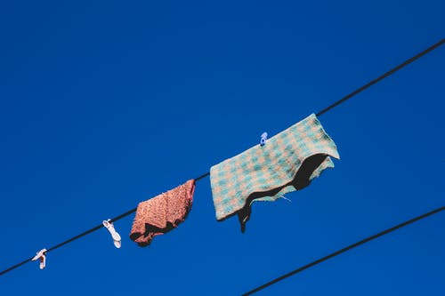 Free stock photo of drying, rag, towels