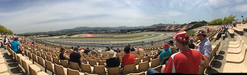 Free stock photo of montmelo