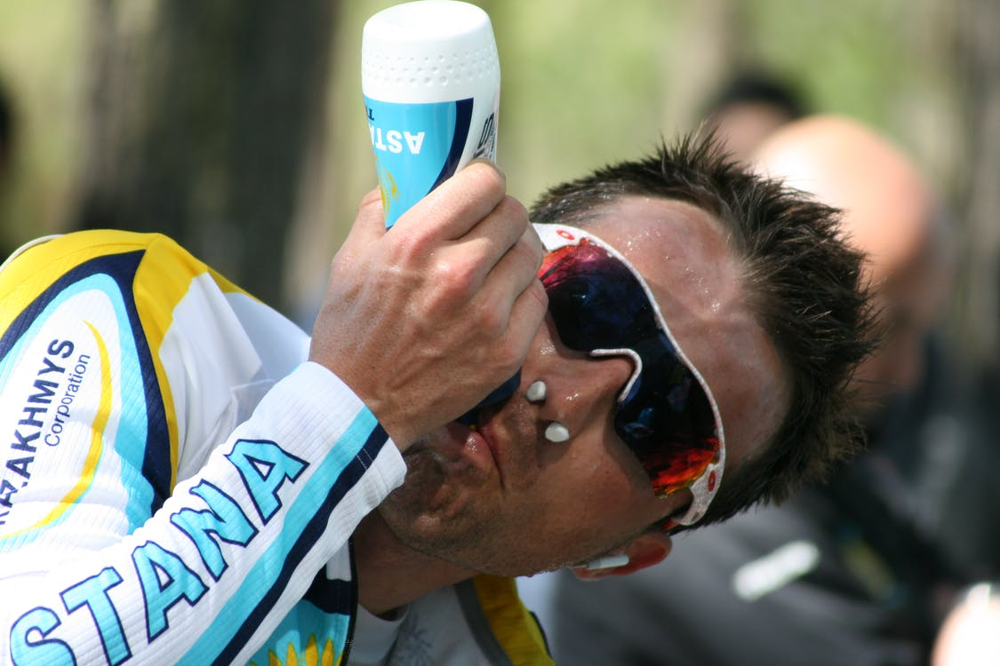 Free stock photo of ciclismo
