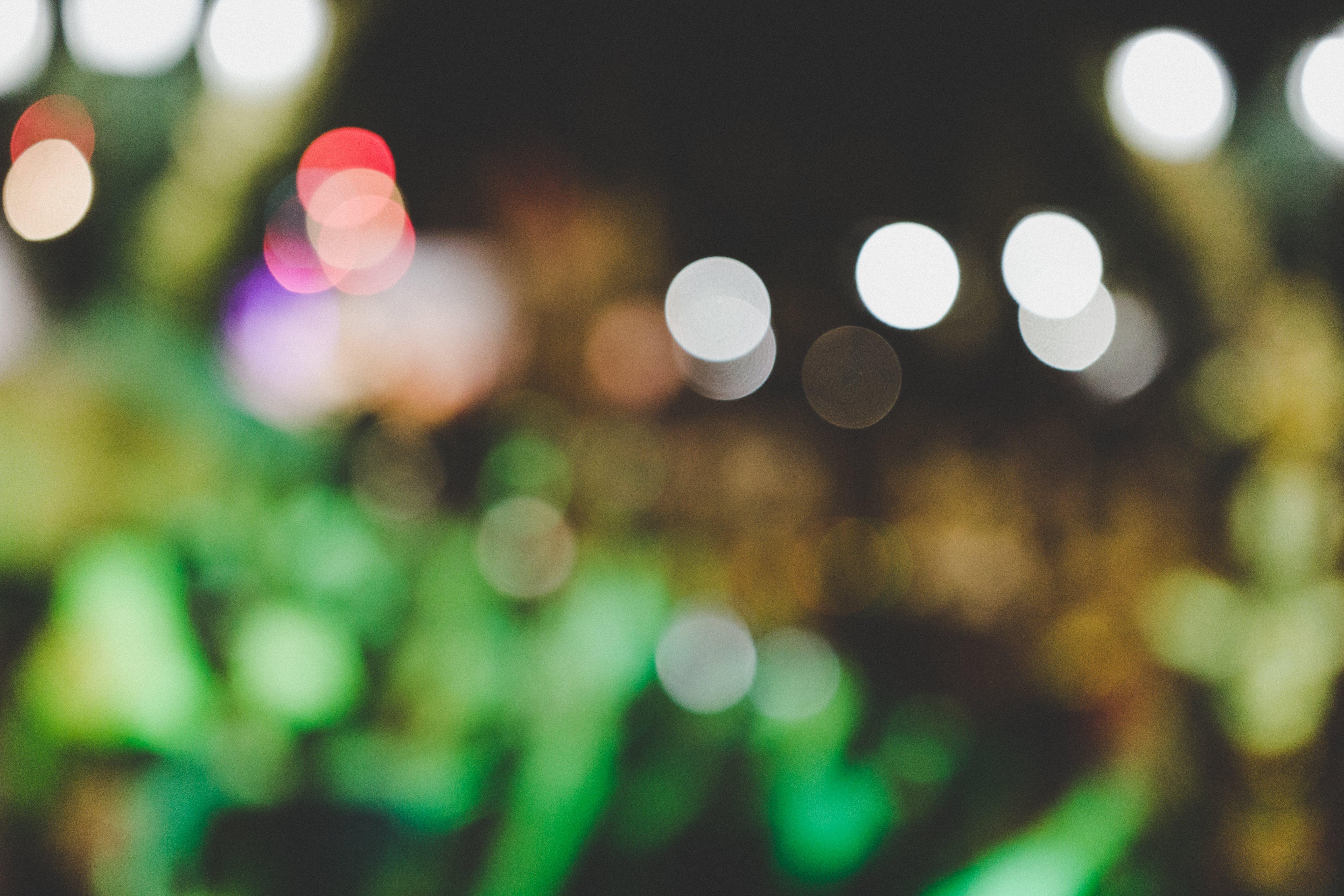 Free stock photo of abstract, beautiful, blur, bokeh