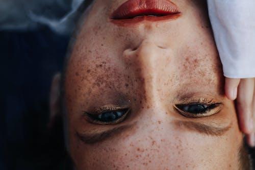 嘴唇, 女人, 女性, 接觸 的 免費圖庫相片
