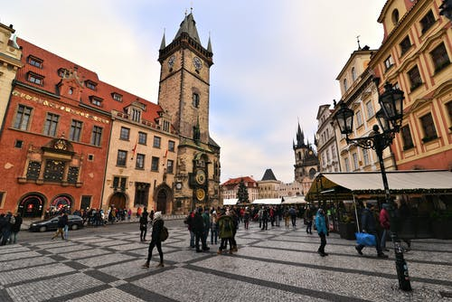 Free stock photo of city, czech republic, europe, photography