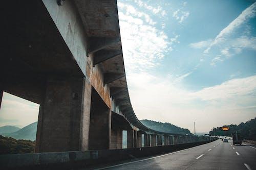 Foto d'estoc gratuïta de formació, pont