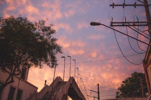 Foto d'estoc gratuïta de cel espectacular, colors