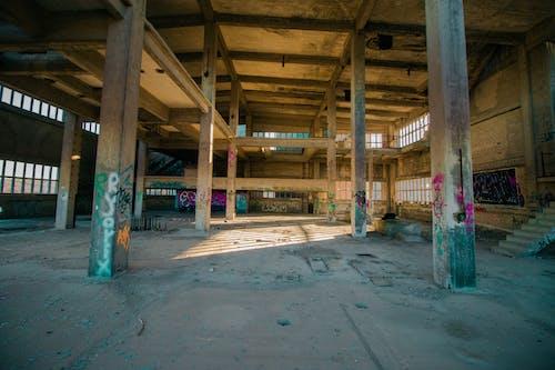 Darmowe zdjęcie z galerii z berlin, budynek, canon, graffiti