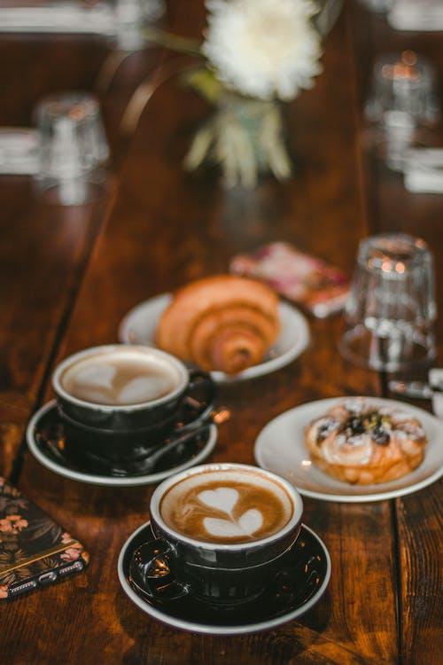 Kostenloses Stock Foto zu café, downtown toronto, gebäck