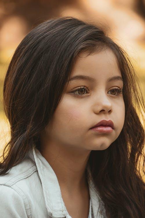 Foto stok gratis anak, bibir, cewek, cute