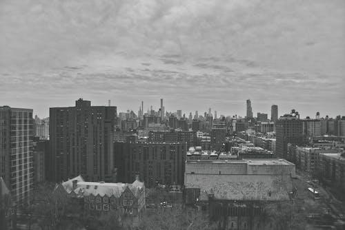 Foto d'estoc gratuïta de silueta urbana