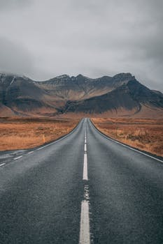 asfaltvej