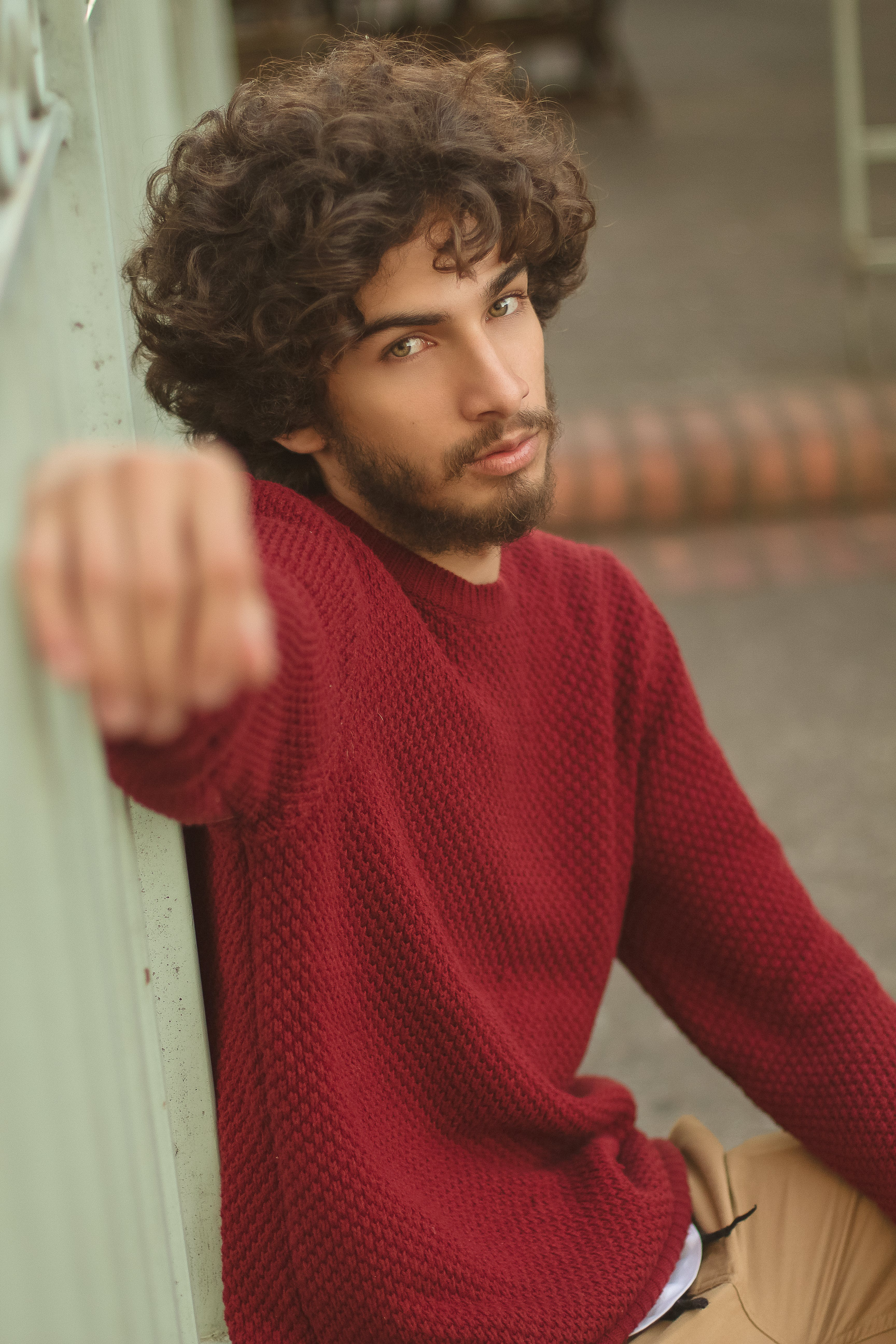 Free stock photo of beautiful, curly hair, male, pexels
