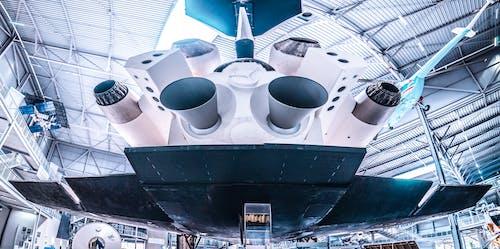 나사, 백 뷰, 우주 비행, 우주 왕복선의 무료 스톡 사진