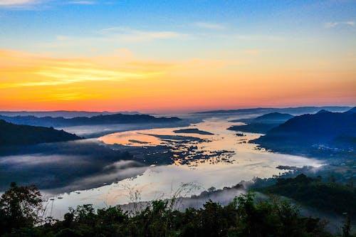 Darmowe zdjęcie z galerii z azja, azjatycki, góra, krajobraz