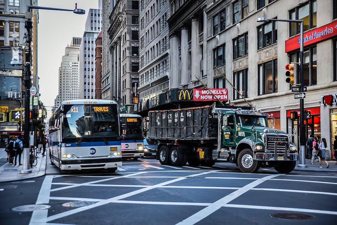 high rises, new york city, streetphotography