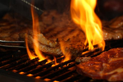 Free stock photo of barbecue, barbecuing, barbeque, bbq