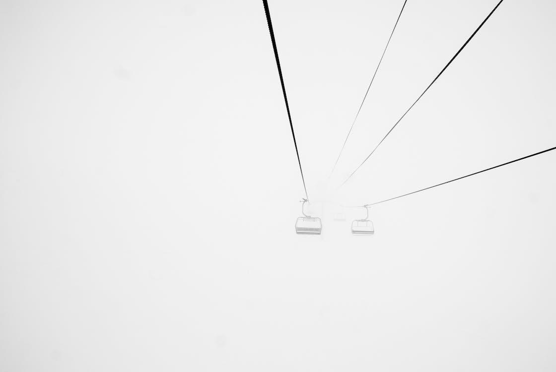 kabelová železnice, lanovka, lyžařský vlek