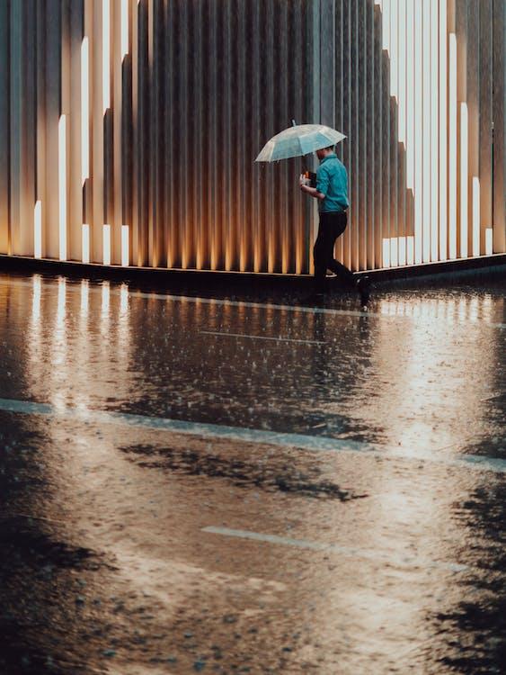 architektúra, búrka, cestovať