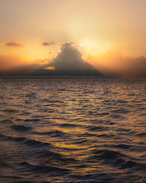 푸른 바다의 무료 스톡 사진