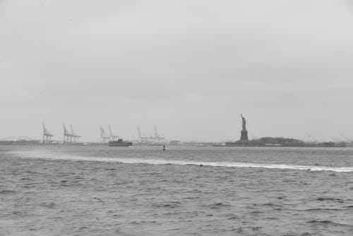 Foto d'estoc gratuïta de Estàtua de la Llibertat