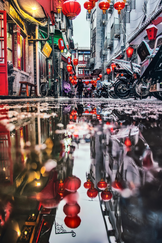 Gratis stockfoto met beijing, 倒影, 北京, 城市