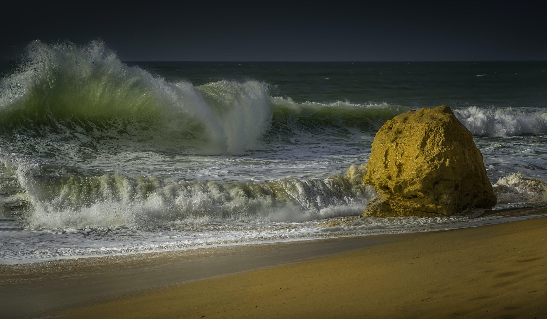 Free stock photo of seascape, wave, waveform