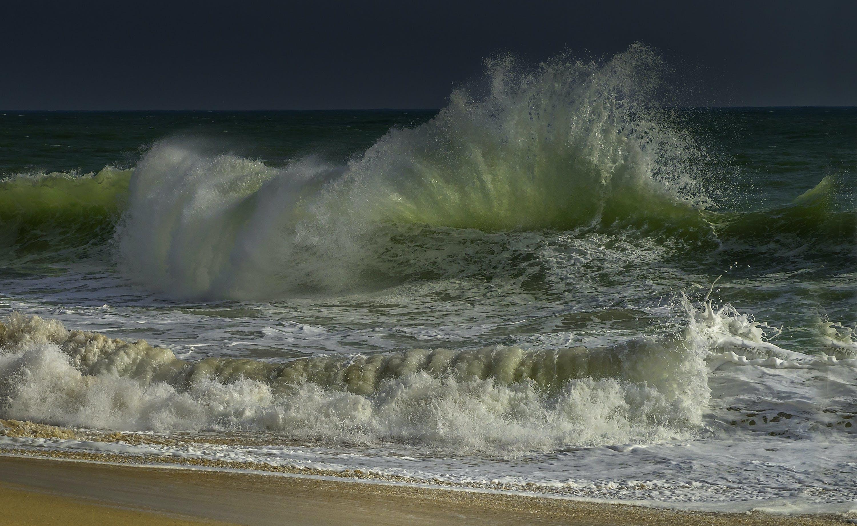 Free stock photo of seascape, wave, wave crashing