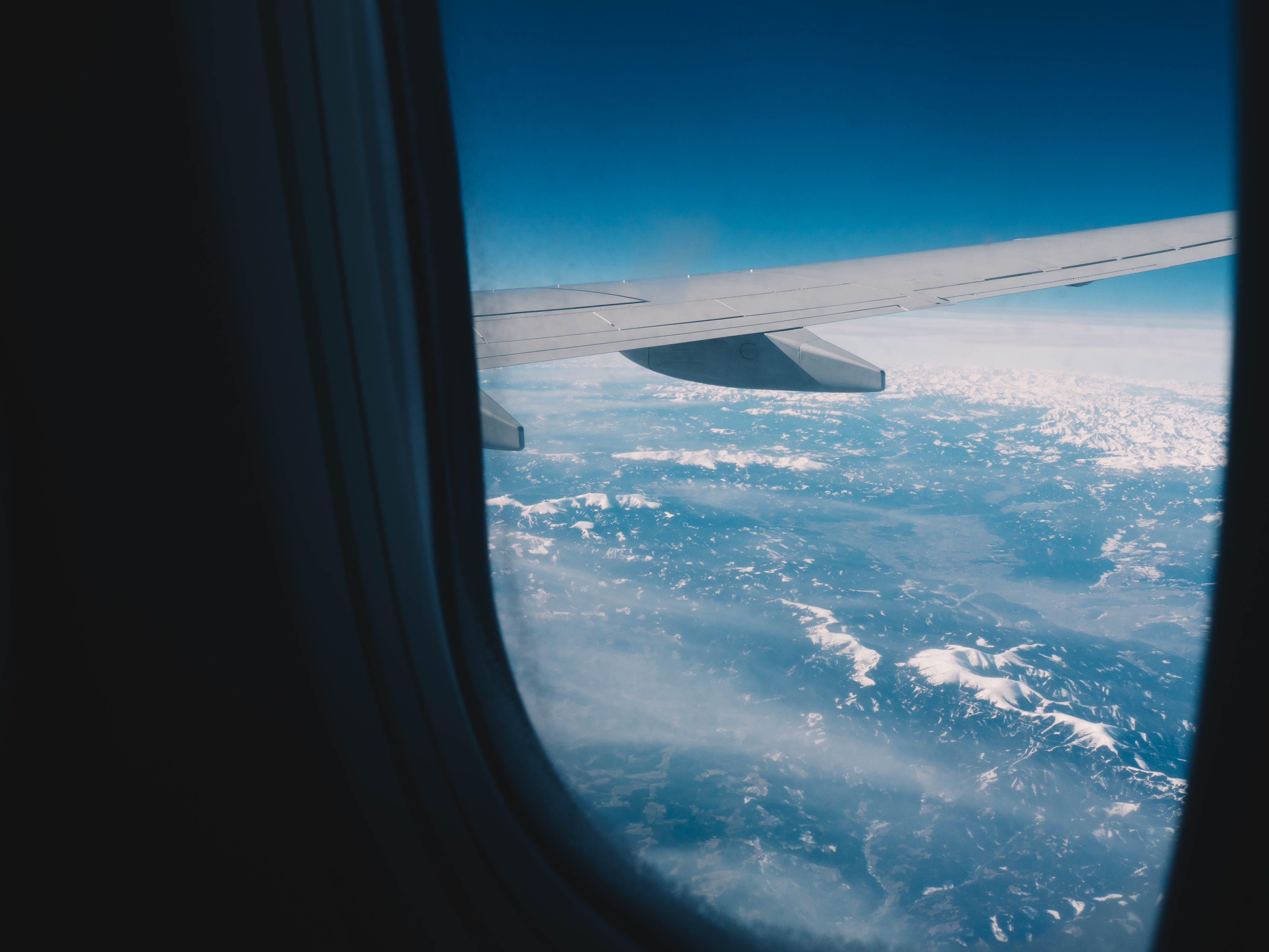 aviate, 交通系統, 天空, 日光 的 免費圖庫相片