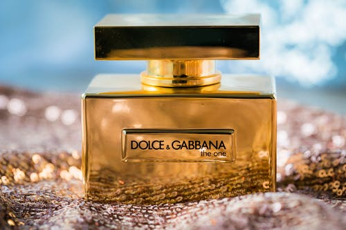 Frasco De Perfume Dolce And Gabbana