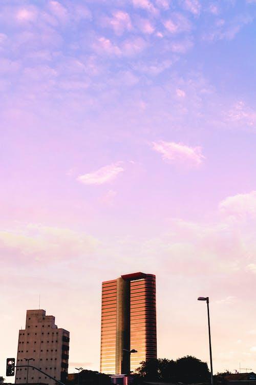 Foto De Edificio Bajo El Cielo