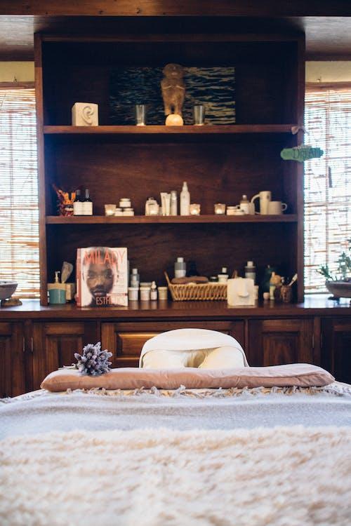 aromaterapi, spa masajı içeren Ücretsiz stok fotoğraf