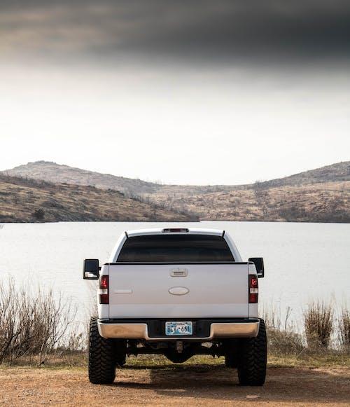 Foto stok gratis awan gelap, gelap, truk