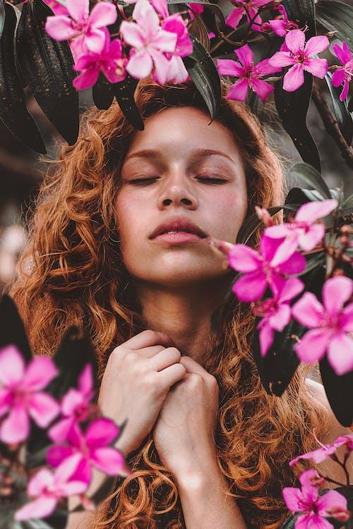 flóra, focení, hezký