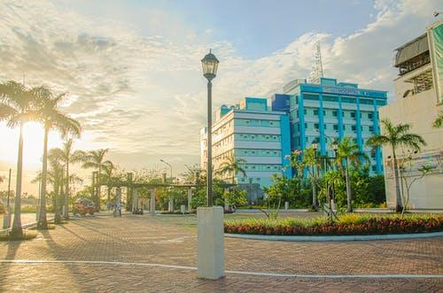 Fotobanka sbezplatnými fotkami na tému esplanáda, Filipíny, HDR, hodina mágie