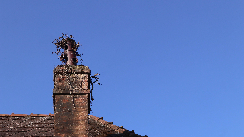 Free stock photo of blue sky, chimneys, fireplace, masonry
