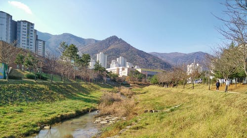 Free stock photo of korea, mountain, nature