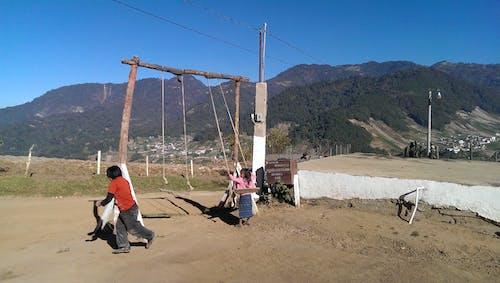 Free stock photo of children, guatemala, play