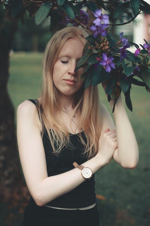 Darmowe zdjęcie z galerii z blond, kolejka górska, spokój, spokojny