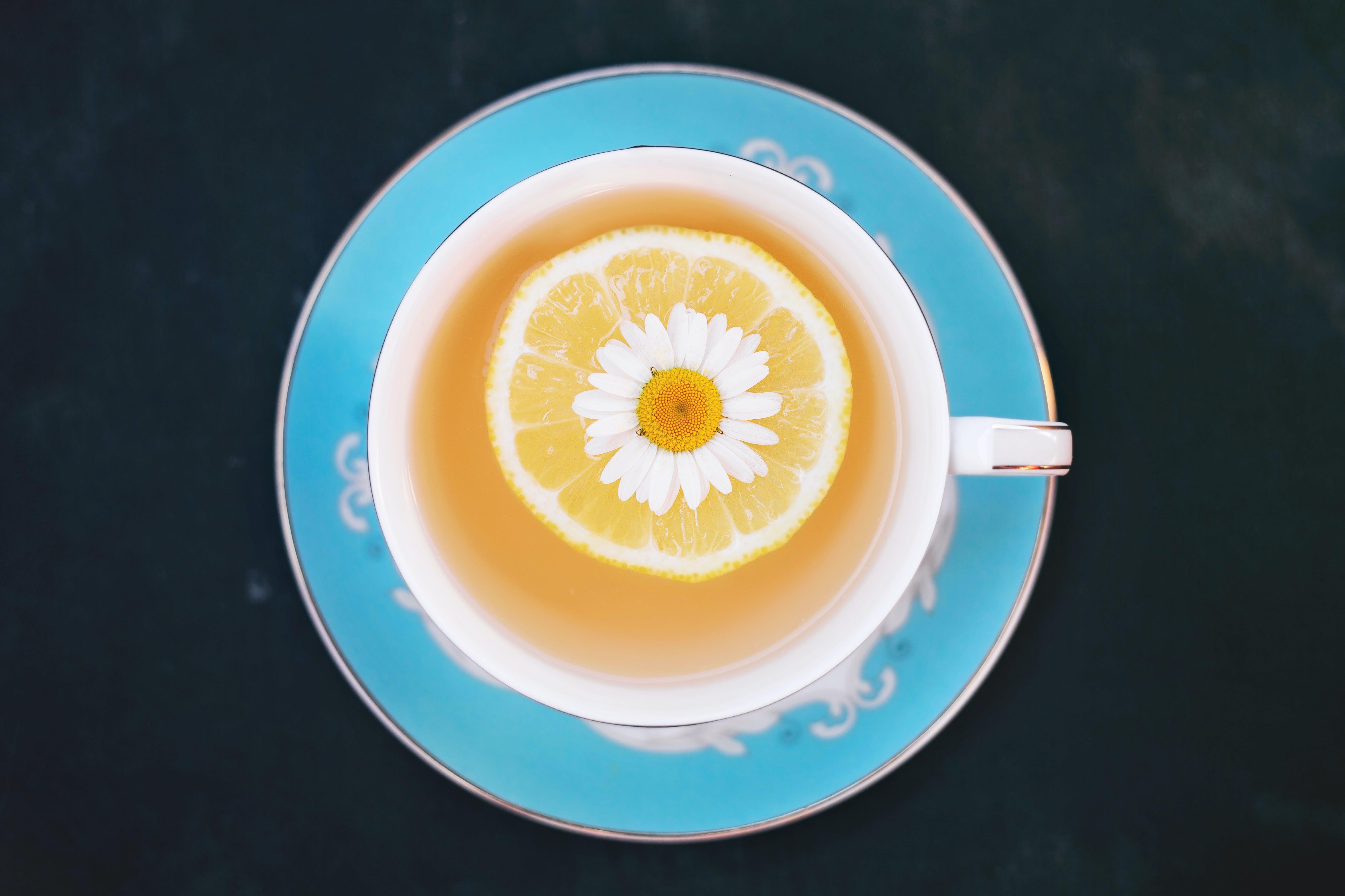 Free stock photo of cup, flower, herbal, herbal tea