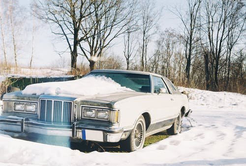 Free stock photo of car, old car, oldcar, retro car