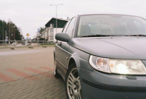 Free stock photo of blur, car, fujifilm, grey