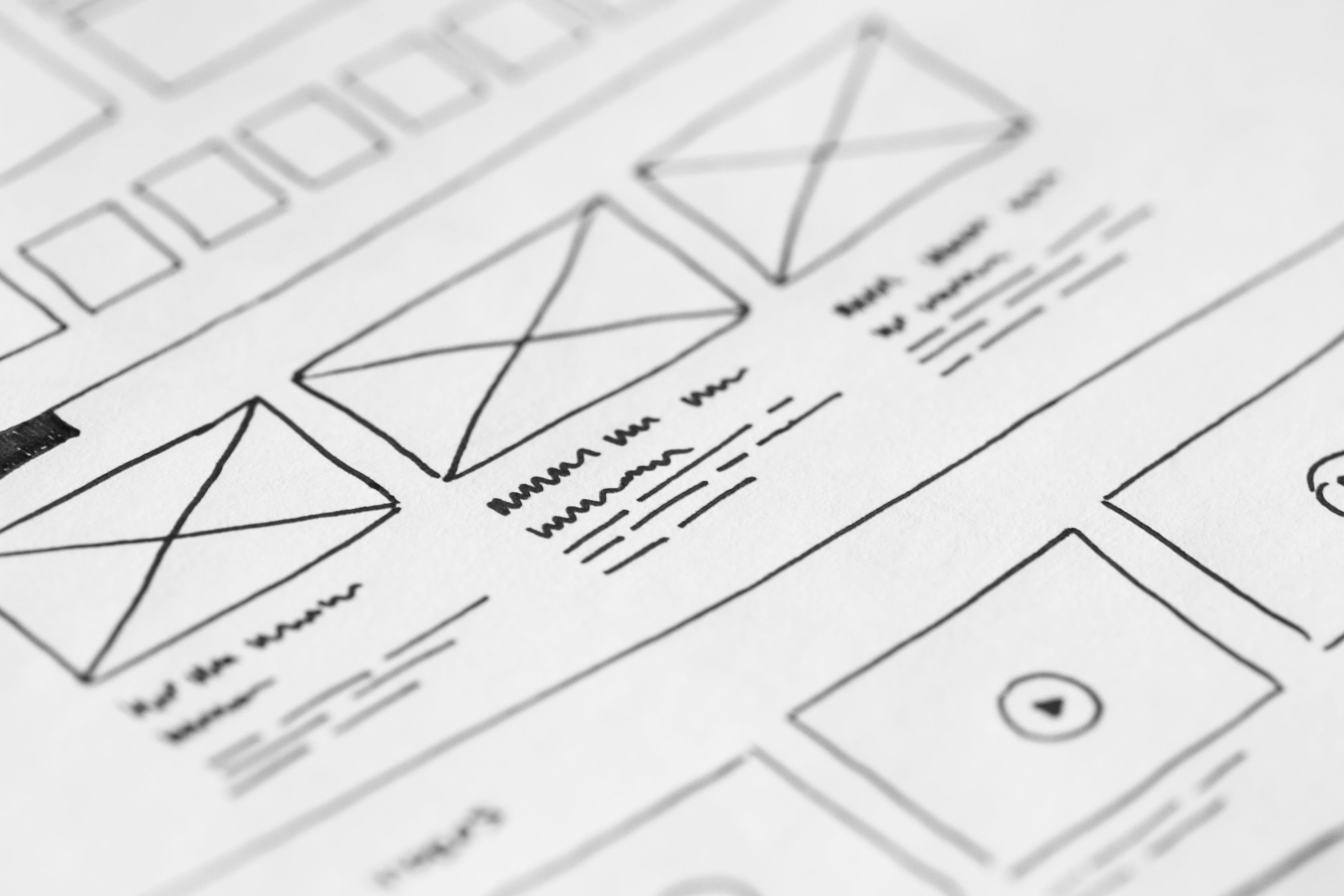 user experience design pim for category page optimization