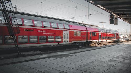 Kostnadsfri bild av dslr-kamera, fotografer, ta bilder, tåg