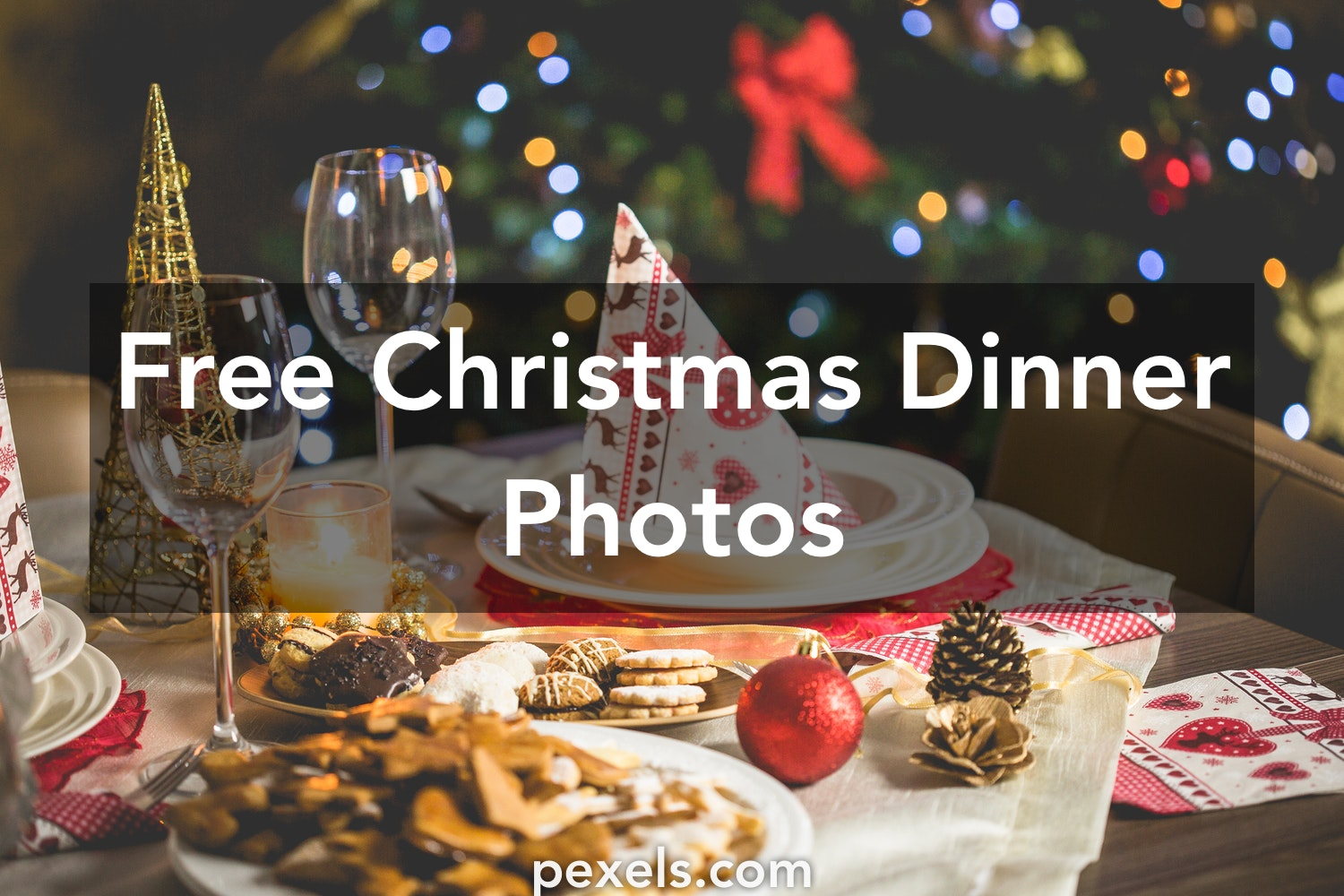 Free Christmas Dinner.1000 Amazing Christmas Dinner Photos Pexels Free Stock