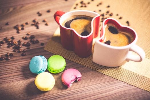Kostenloses Stock Foto zu essen, holz, paar, kaffee