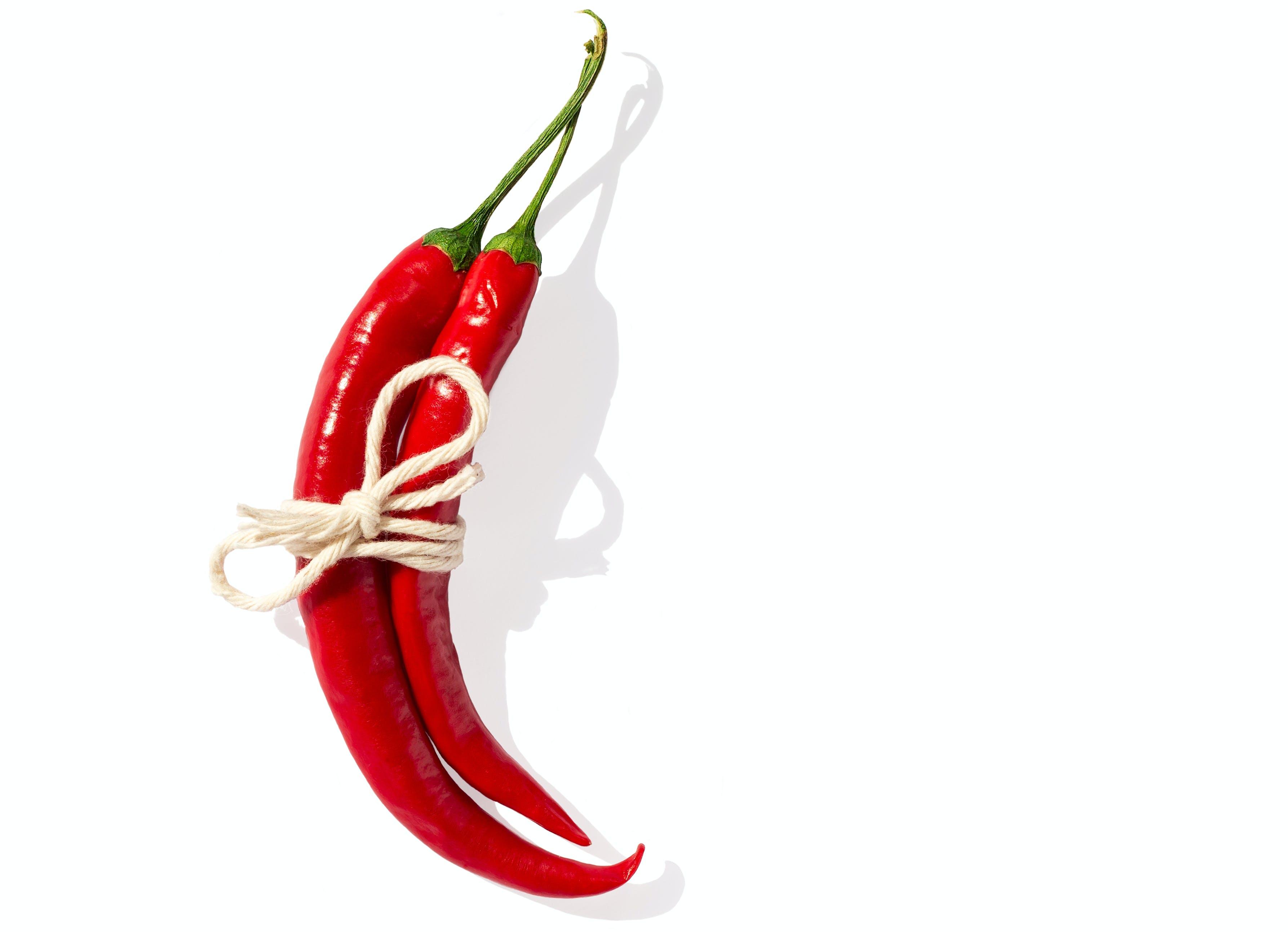 Ilmainen kuvapankkikuva tunnisteilla chilipippuri, chilipippurit, kuuma, punainen