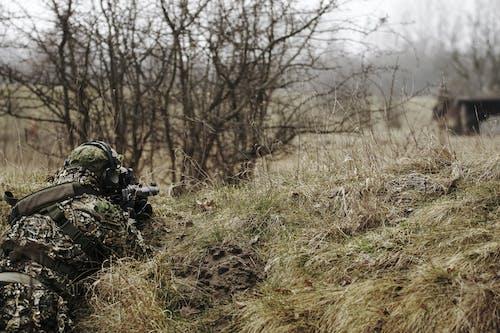 Gratis stockfoto met airsoft, airsoft sniper, airsoftgun