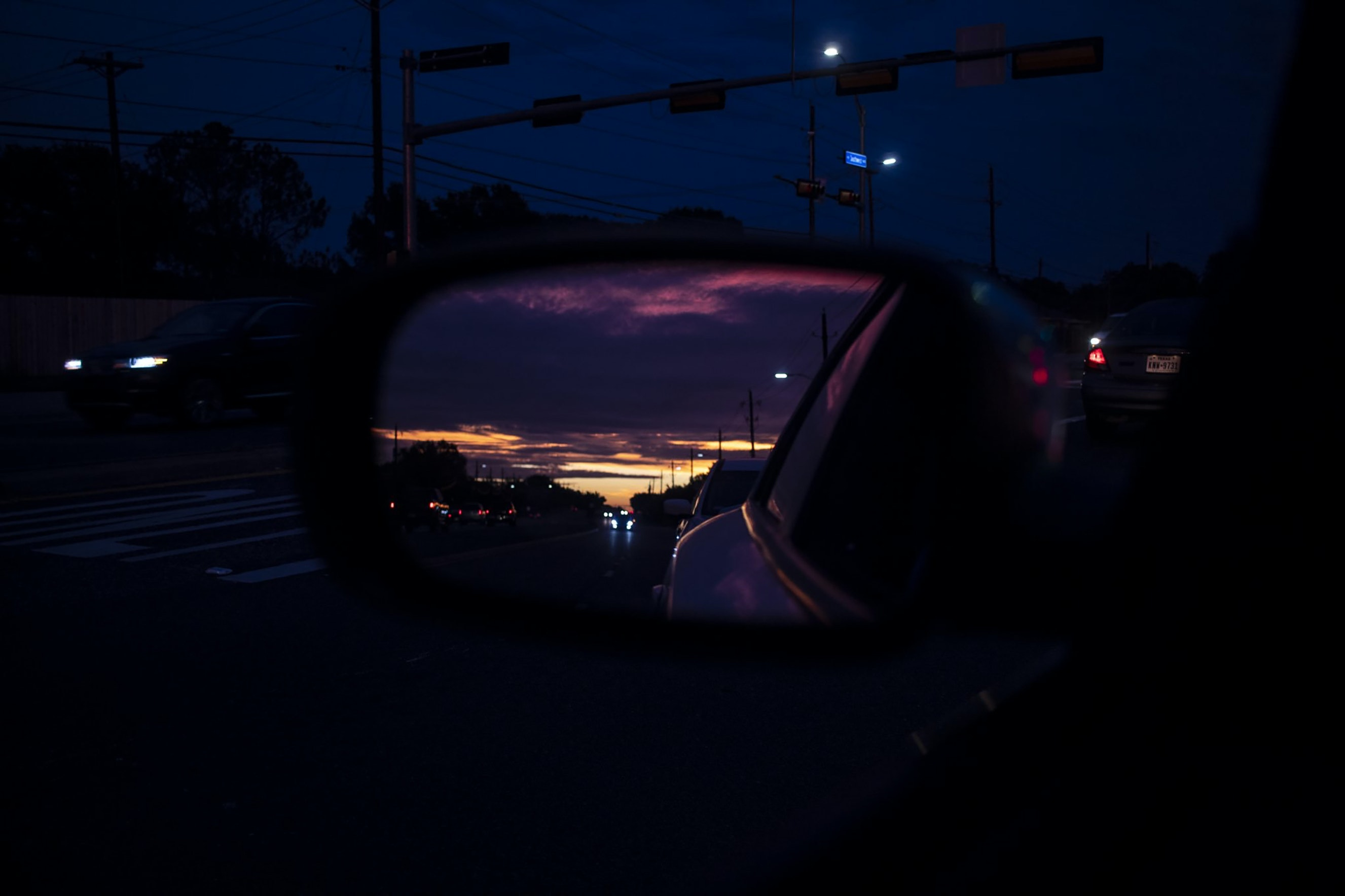 Free Stock Photo Of Beautiful Car Night Photography