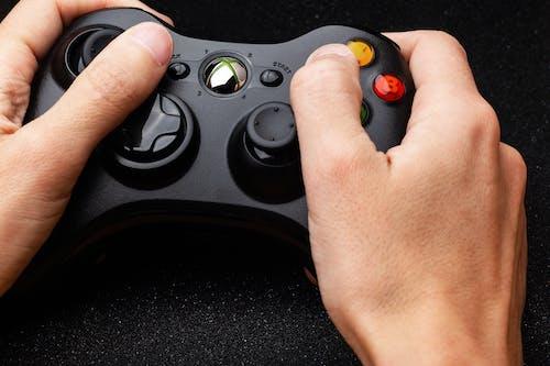 คลังภาพถ่ายฟรี ของ Xbox, กระดุม, กีฬา, คอนโซล