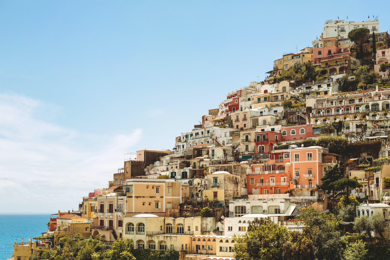 Free stock photo of amalfi, architecture, coast, destination