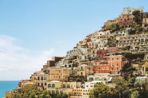 Ảnh lưu trữ miễn phí về amalfi, Châu Âu, kiến trúc, mùa hè